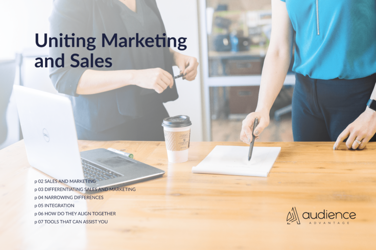 Miniguide: Uniting Marketing and Sales